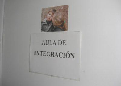 Aula de Integración