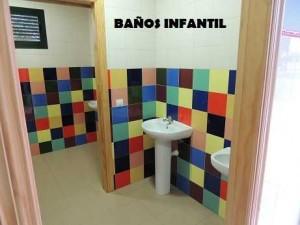 Baños infantil
